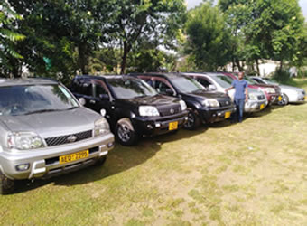 car hire in harare zimbabwe